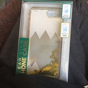 clear view iphone case